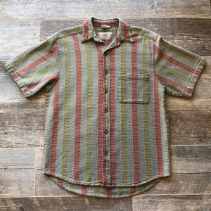 The Territory Ahead Button Down Shirt Size Small